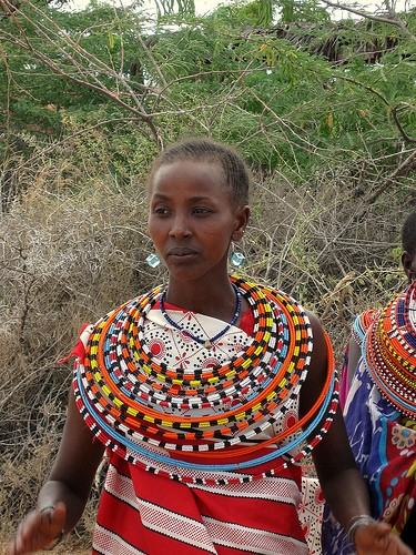 Samburu woman by By Ai@ce