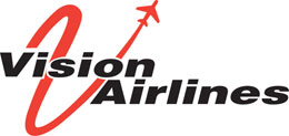Vision Airlines Service to Grand Bahama Island