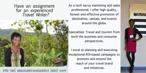 April's Travel Writing and Social Media Marketing Consulting