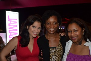 Me and Tequila with Victoria, host of Zappos Couture's The Trend