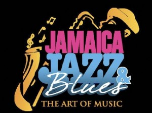 Jamaica Jazz and Blues Logo 2012 The Art of Music