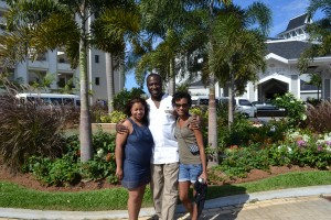 First Trip to Jamaica: Tequila and April at the Secrets Resort in Montego Bay