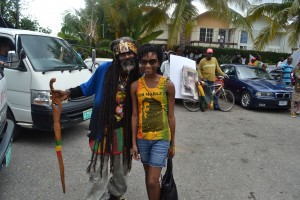Life in Jamaica: Celebrating Bob Marley's life at the Bob Marley Museum 2012