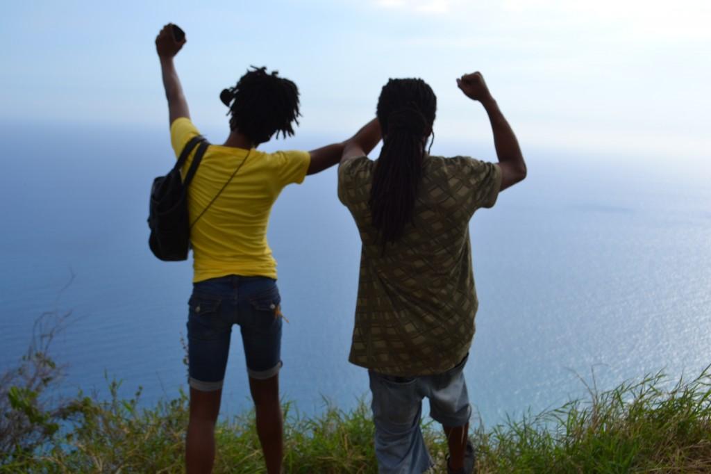 Lover's Leap, St. Elizabeth, Jamaica
