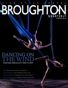 Broughton Quarterly Winter 2012 Cover