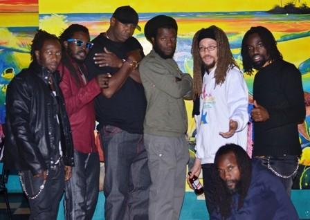 Dubtonic Kru, Kool Johnny Kool, Iba Mahr at Vibes Nightclub Atlanta