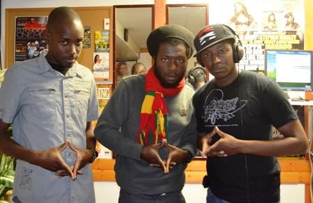 Iba Mahr Interview iwth Jah Prince on Da Flava Radio