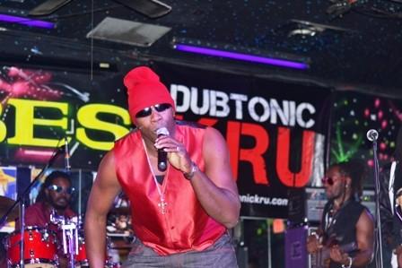 Kool Johnny Kool with Dubtonic Kru Vibes Atlanta