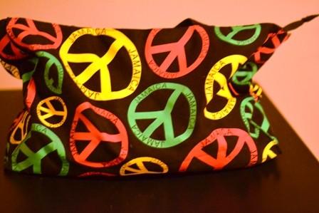 Jamaica giveaway tote bag