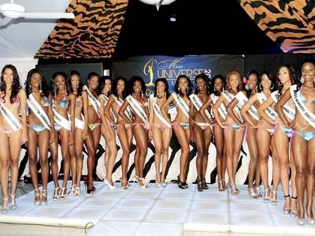 Misss Universe Jamaica 2012 Contestants
