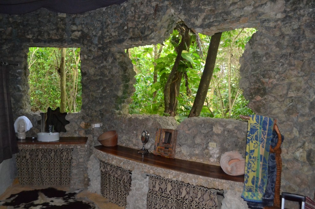 The Queen Sheba Hut at Great Huts