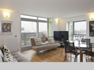 Perfect London apartment for World Travel Market