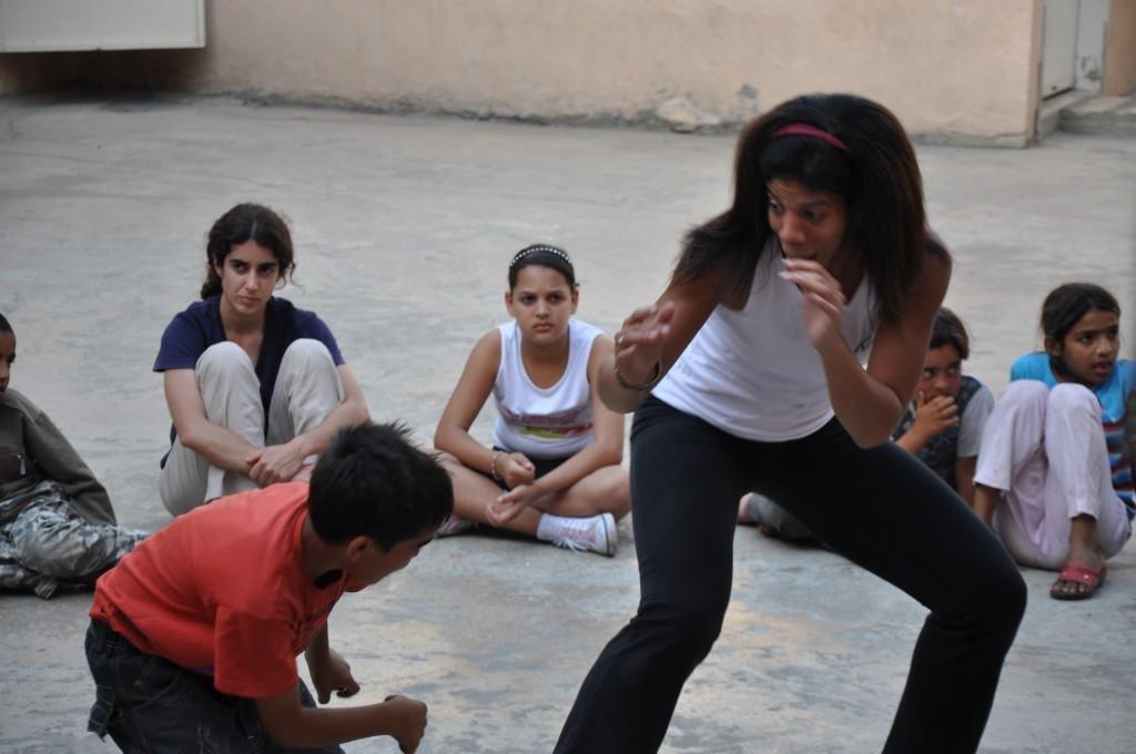 Nailah capoeira