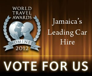 World Travel Awards Jamaica's Leading Car Hire Island Car Rental