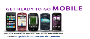 Island Car Rentals Jamaica Mobile