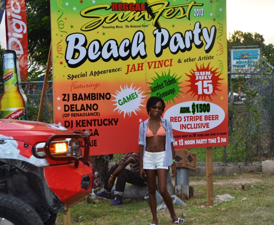 Reggae Sumfest 2013