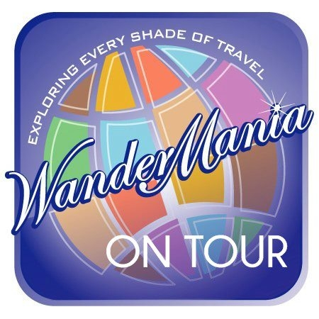 Wandermania on Tour Logo