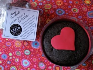 Luxury Jamaica Fruit Cake from Marnie Searchwell Cakes