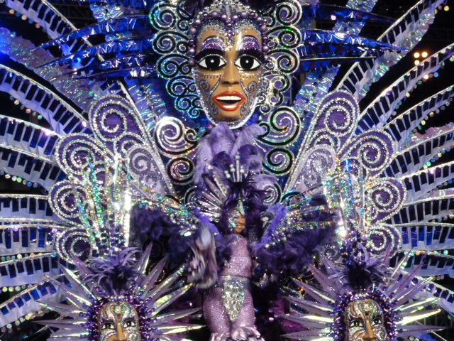 Travel Tips: Trinidad Carnival Queen