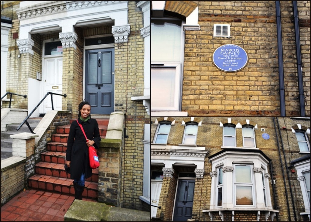 Jamaica in London: Marcus Garvey's Home