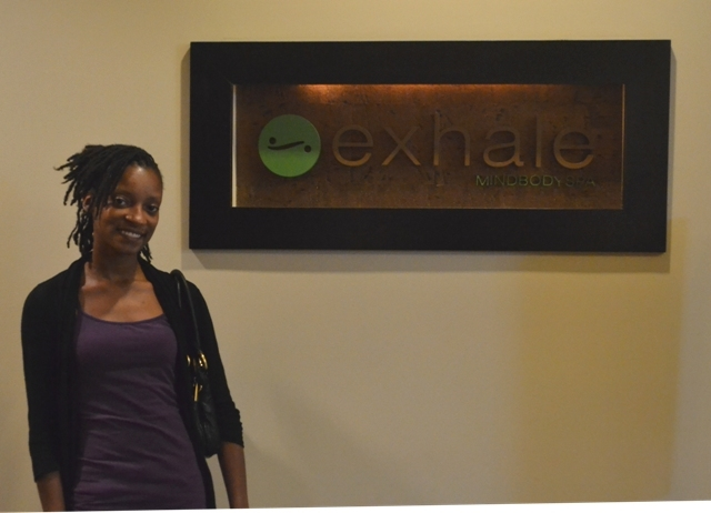 Cloud 9 Living Experience at Exhale Spa Loews Hotel Atlanta
