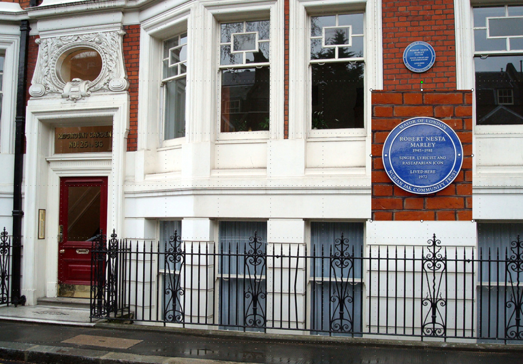 Bob Marley's House, Jamaica in London
