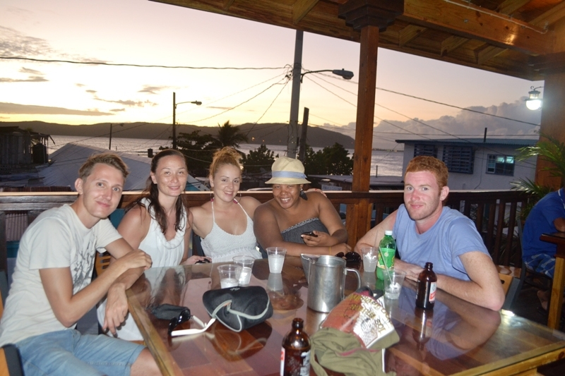 Lime Cay Beach: Dinner at Gloria's Port Royal, Jamaica