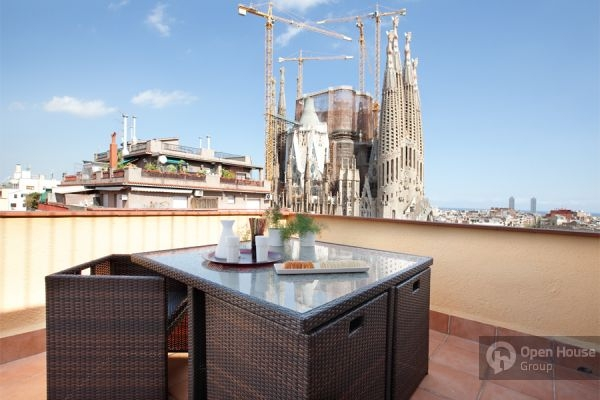 Go With Oh Apartment in Barcelona next to Sagrada Familia
