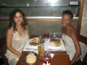 i want to Go with Oh to florence: Rio de Janeiro NYE Reveillon 2011