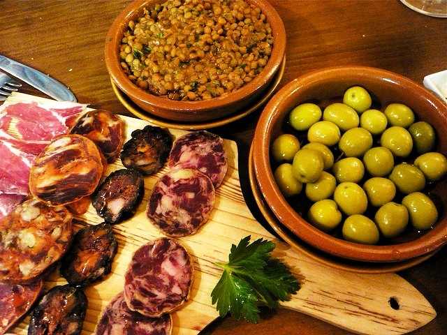 Go with Oh: Spanish Tapas