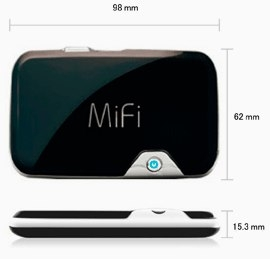 XCom Global International WiFi Mifi Device