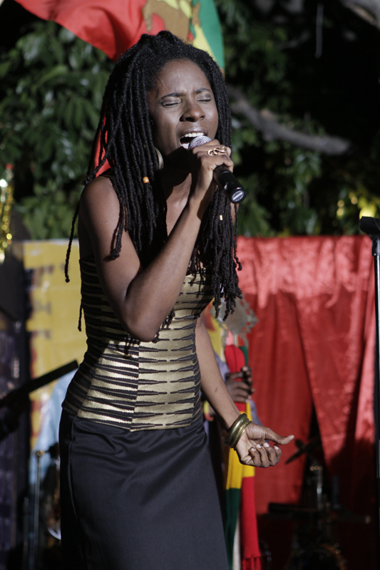 Jah9 New Name Album Launch