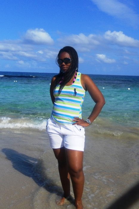 Featured Travel Addict Ornella from Jamaica