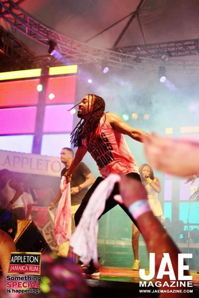 Jamaica Baccahnal J'ouvert 2013