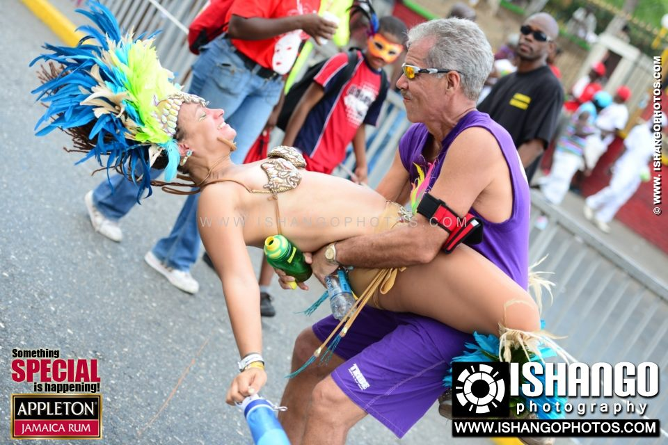 Jamaica Bacchanal 2013 Road March boomers