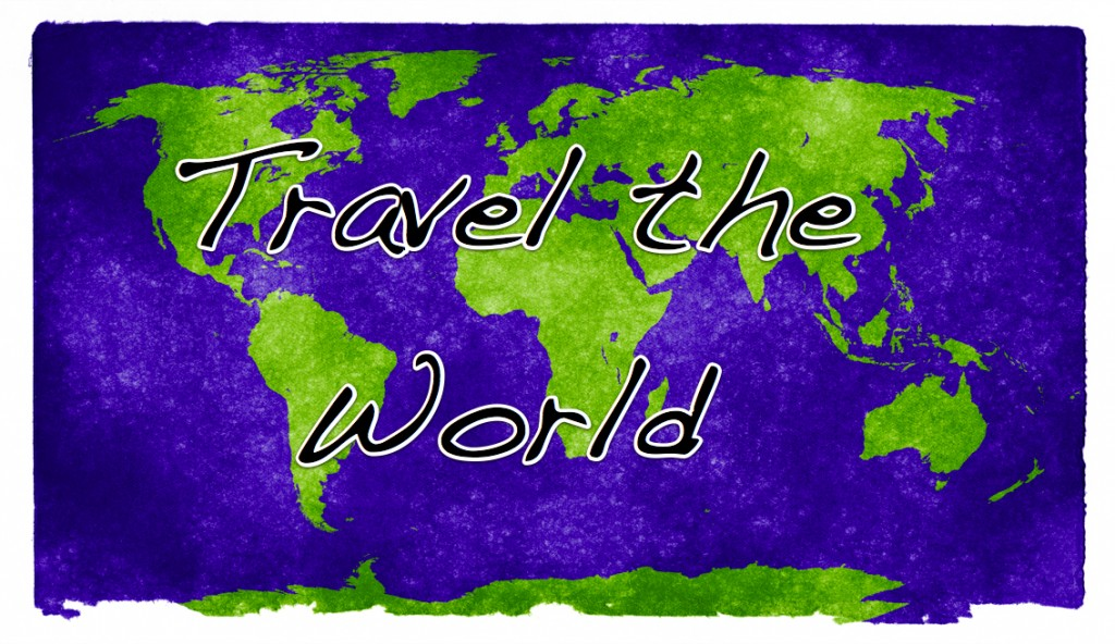Travel Bucket List Travel the World