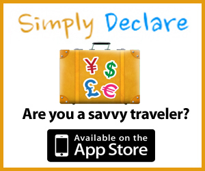 Simply Declare New Travel App for International Shoppers
