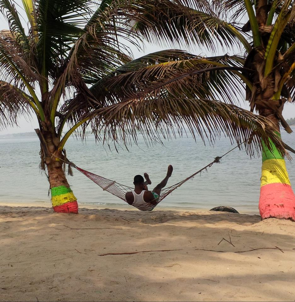 Travel Dreams Beach in Ada Ghana