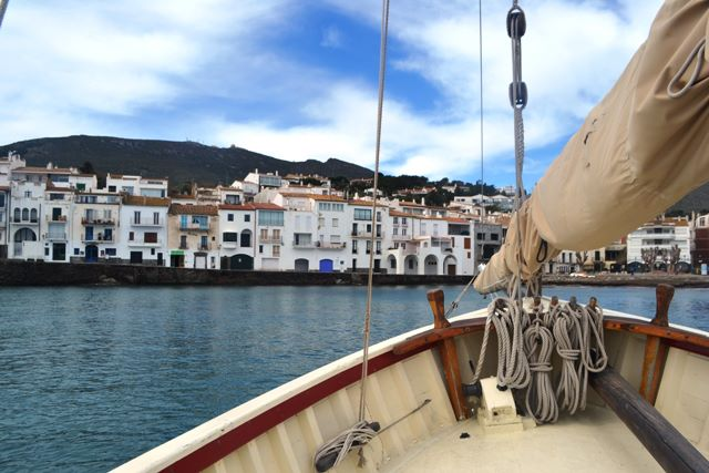 travel coaching sailing cap de creus spain
