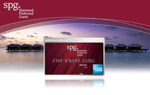 Starwood Amex new benefits