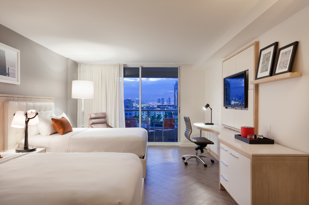 StantonSouthBeach_Double_CityView_GuestRoom